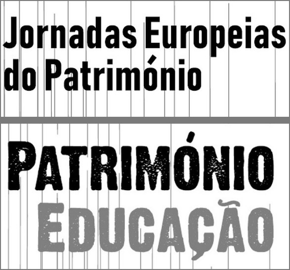 26 27 Set: Jornadas Europeias do Património