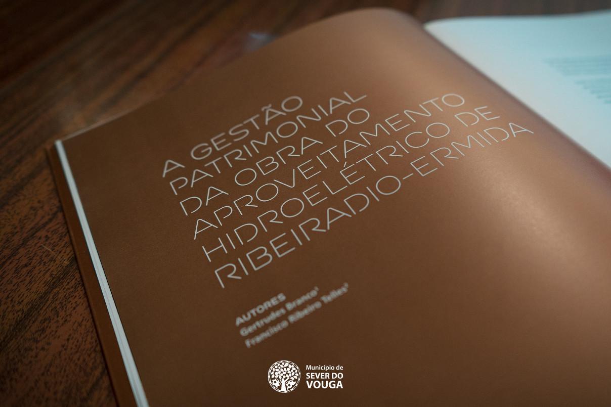 """Lançamento do livro """"O Património histórico e arqueológico do Vale do Vouga"""", publicado pela EDP"""