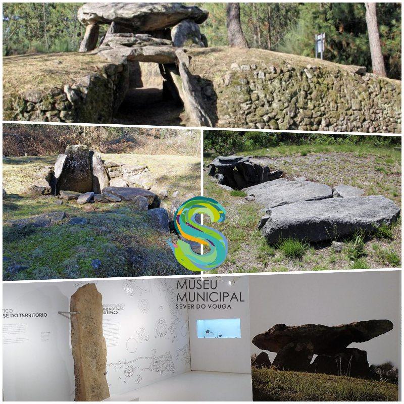 Museu integra a MEG – Rota do Megalitismo de Viseu Dão Lafões e Sever do Vouga